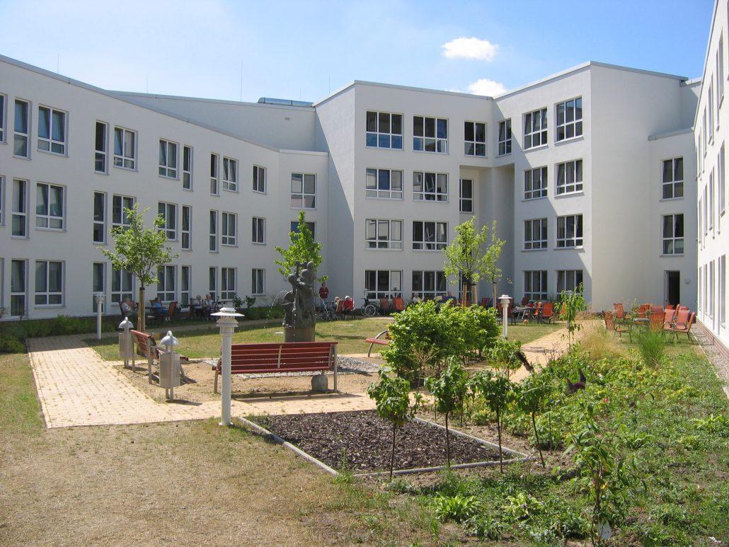 Pflegeeinrichtung l beck milbrandt lackmann architekten - Architekten lubeck ...